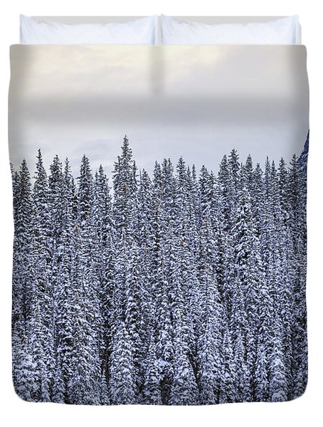 Peaceful Widerness Duvet Cover