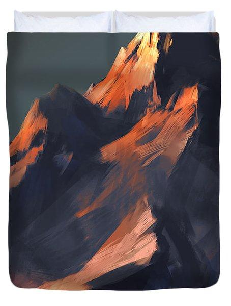 Peak Duvet Cover