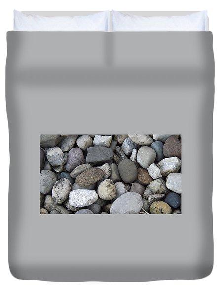 Pebbles 1 Duvet Cover