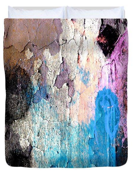 Peeling Paint Duvet Cover