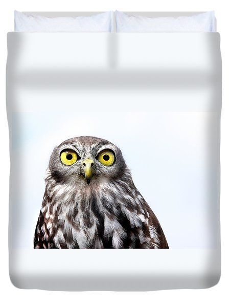 Peepers Duvet Cover