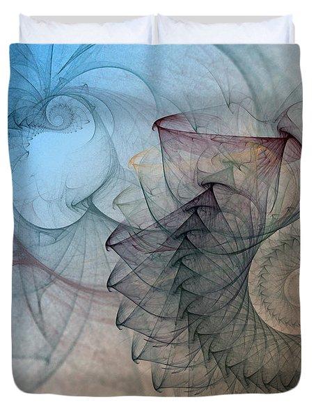 Pefect Spiral Duvet Cover