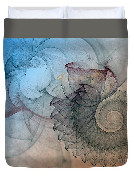 Pefect Spiral Duvet Cover