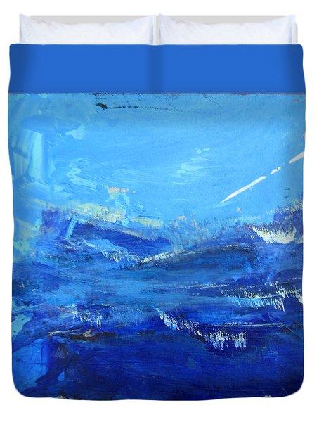 Peinture Abstraite Sans Titre 10 Duvet Cover