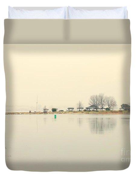 Peirce Island Duvet Cover