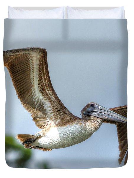 Pelican-4443 Duvet Cover