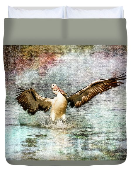 Pelican Art 00174 Duvet Cover