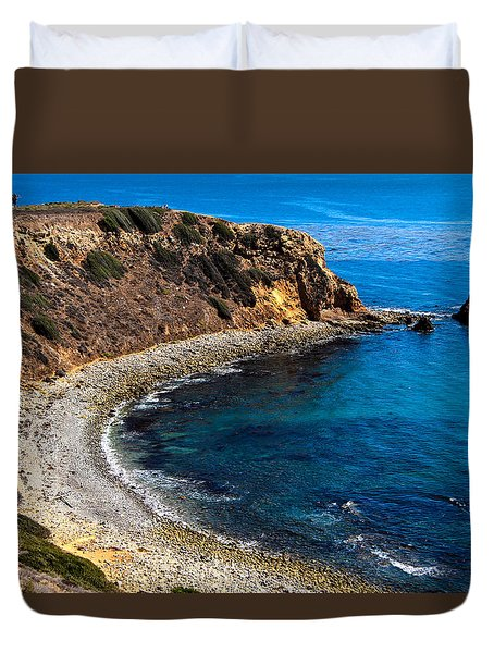 Pelican Cove Duvet Cover