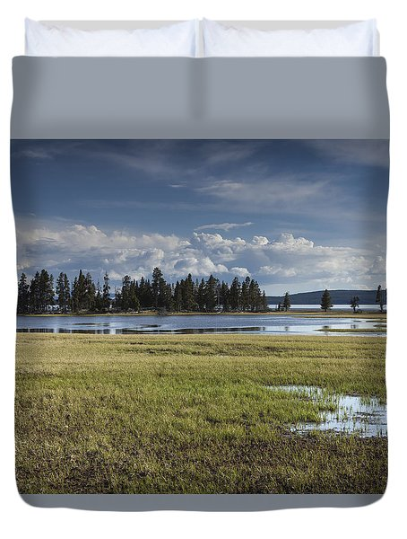 Pelican Creek Duvet Cover