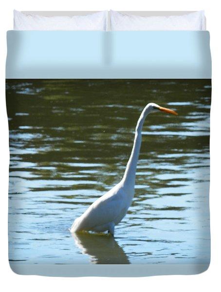 Pelican Emerging Duvet Cover