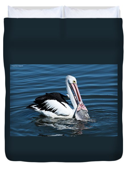 Pelican Fishing 6661 Duvet Cover