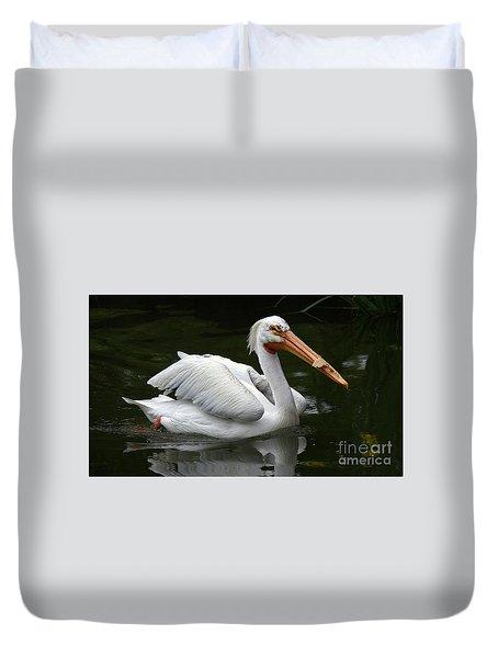 Pelican Duvet Cover