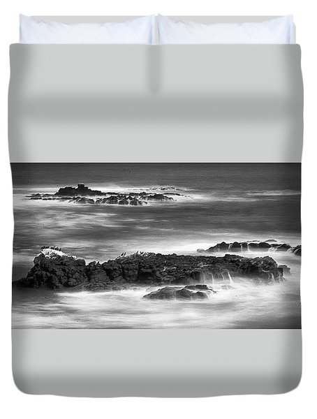 Pelican Rock Duvet Cover