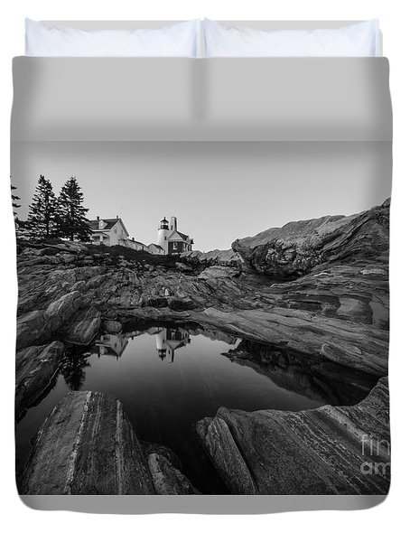 Pemaquid Reflecting Duvet Cover