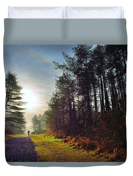 Pembrey Country Park 1 Duvet Cover