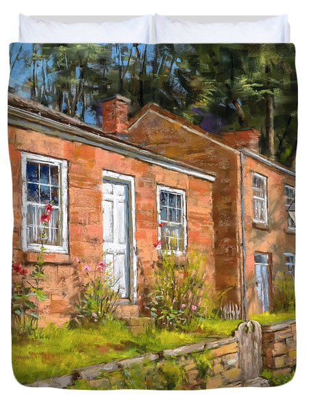 Pendarvis House Duvet Cover