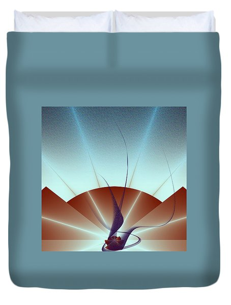 Penman Original-502 The Rising 2016 Duvet Cover