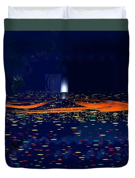 Penman Original-i81 Duvet Cover by Andrew Penman