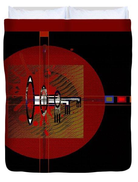 Penmanorigina-260 Duvet Cover by Andrew Penman