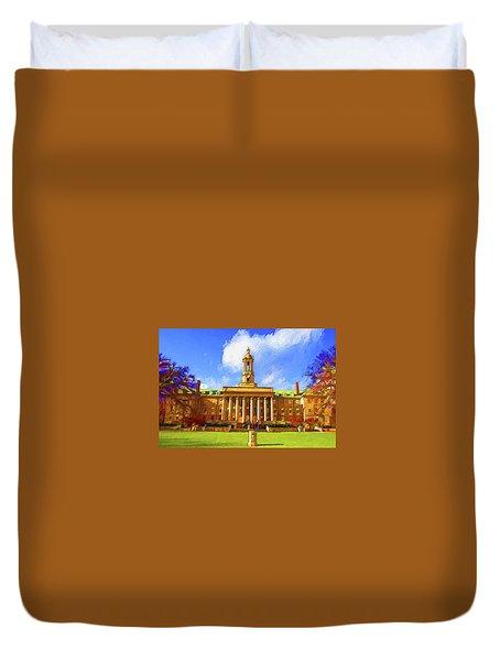 Penn State University Duvet Cover