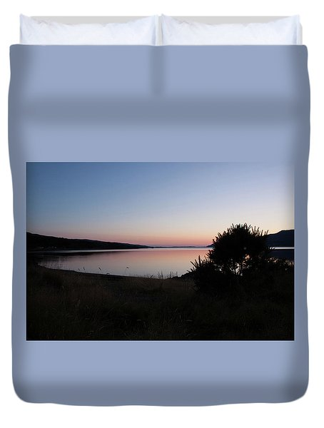 Pennyghael Sunset Duvet Cover