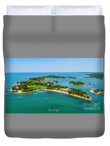 Penzance Point Duvet Cover
