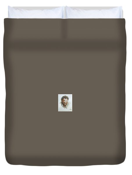 Per Duvet Cover by Tim Johnson