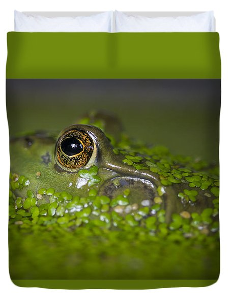 Perfect Camouflaging Duvet Cover