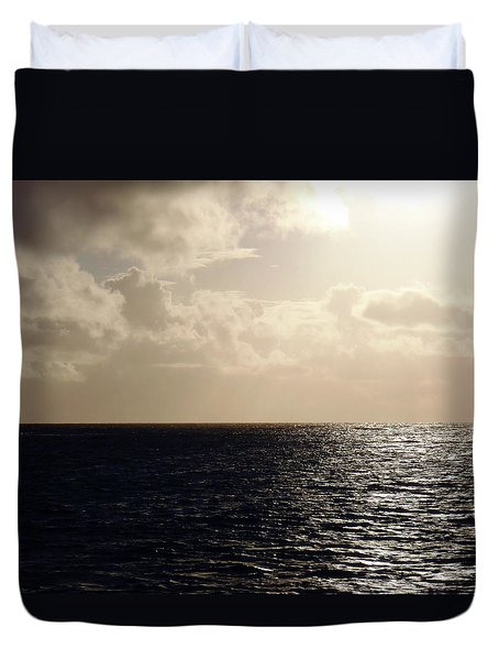 Perfect Ending Duvet Cover by JAMART Photography