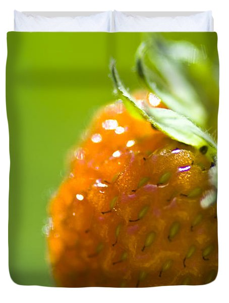 Perfect Fruit Of Summer Duvet Cover by Heiko Koehrer-Wagner