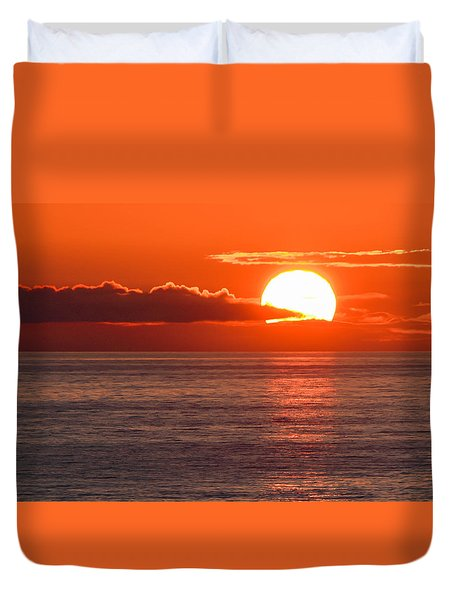 Perfect II Duvet Cover by Don Mennig