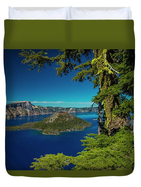Perfect Picture Frame Duvet Cover