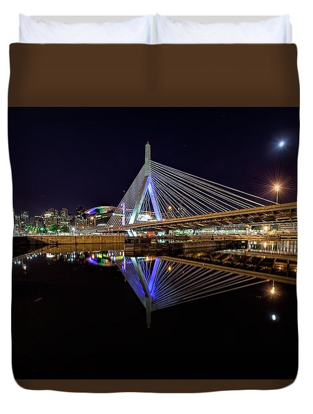 Perfect Reflection Duvet Cover
