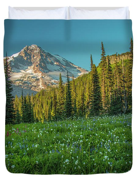Perfect Setting Duvet Cover