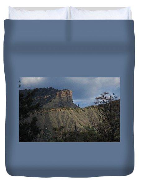 Perin's Peak Durango Duvet Cover