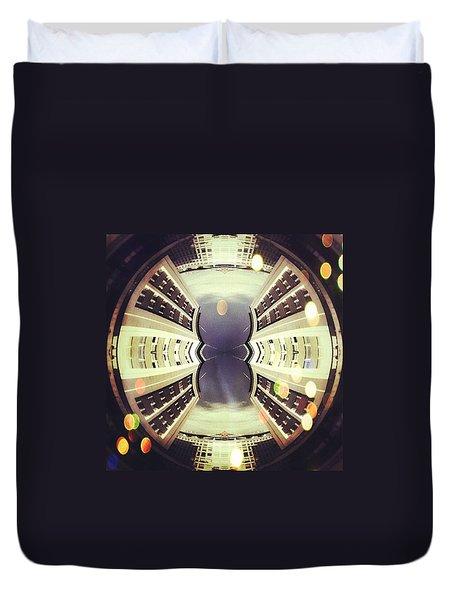 Periscope Duvet Cover by Jorge Ferreira