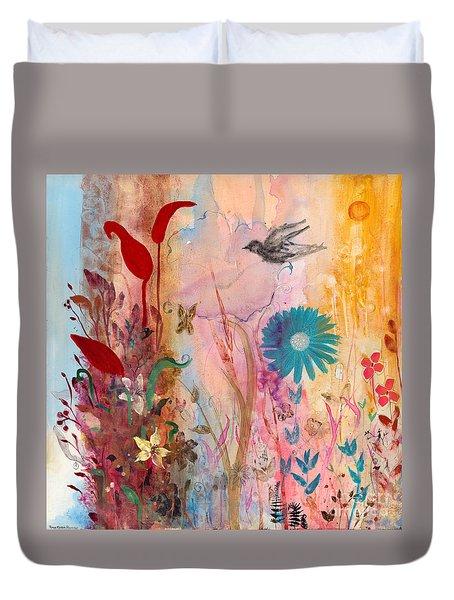 Persephone's Splendor Duvet Cover