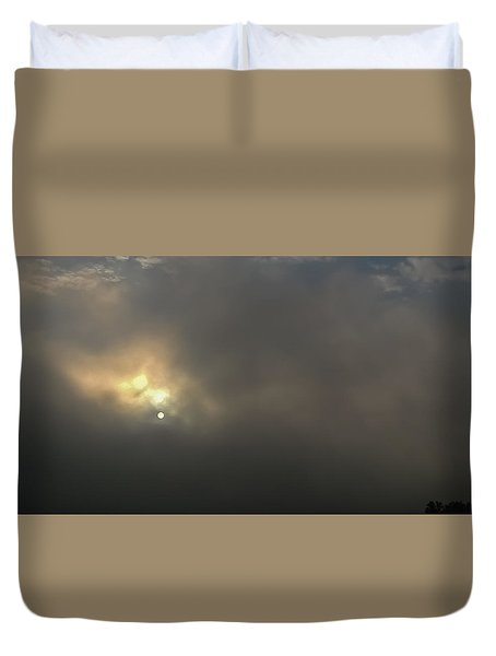 Persevere Duvet Cover