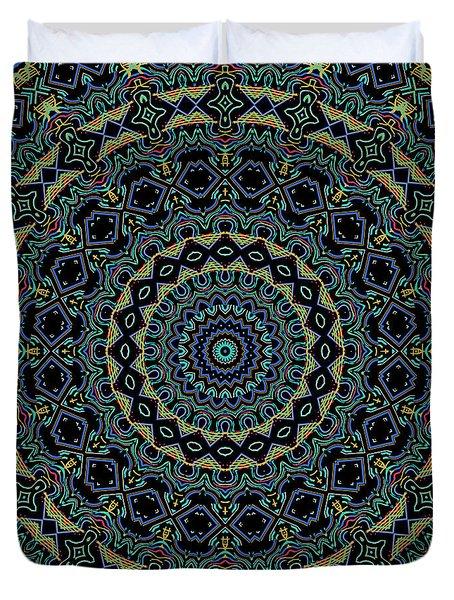 Persian Carpet Duvet Cover by Joy McKenzie