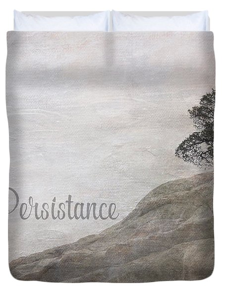 Persistance Duvet Cover