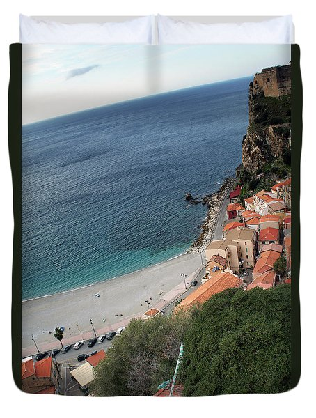 Perspectives Duvet Cover