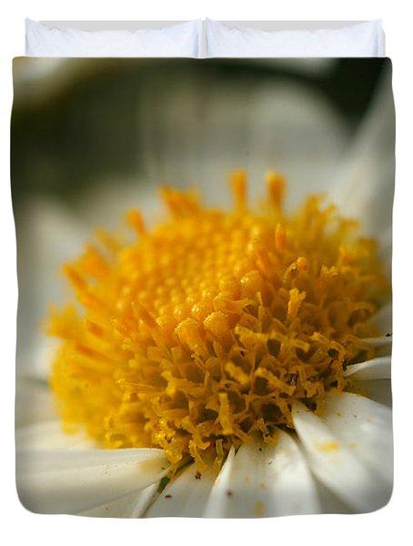 Petals And Pollen Duvet Cover