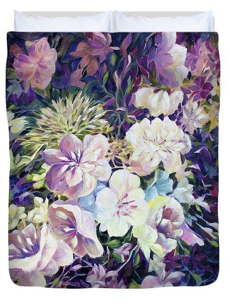 Petals Duvet Cover