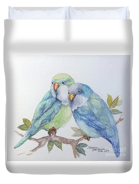 Pete And Repete Duvet Cover