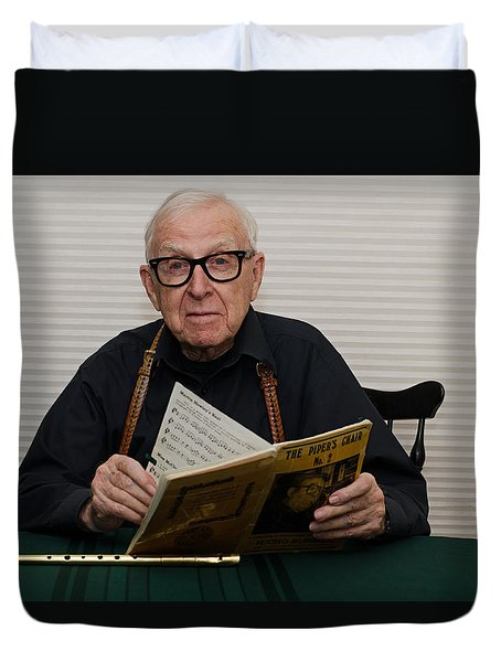 Peter 2 Duvet Cover