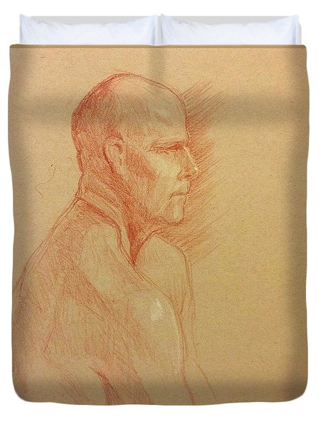 Peter #2 Duvet Cover
