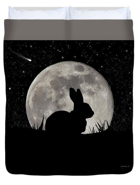 Peter Cottontail Duvet Cover