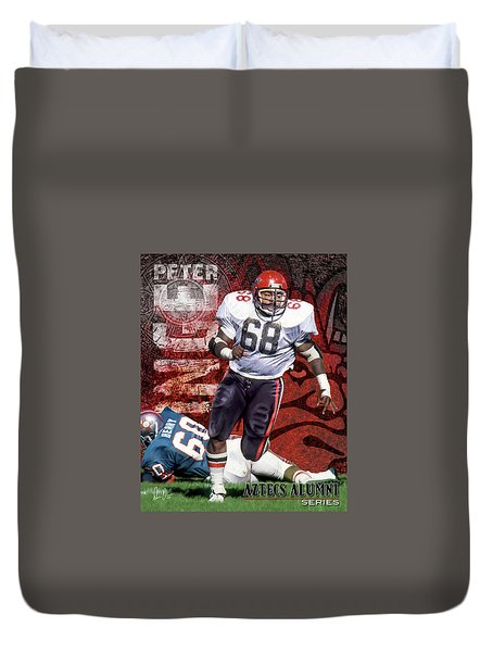 Peter Inge Duvet Cover