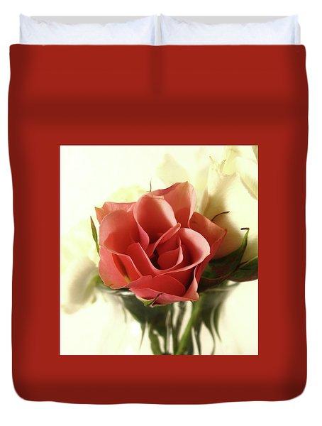Petite Bouquet Duvet Cover