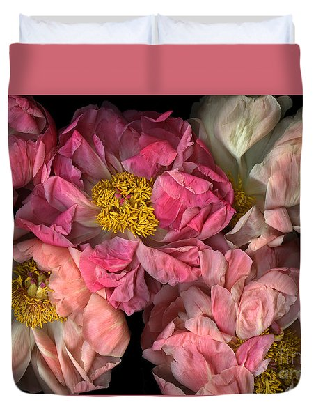 Petticoats Duvet Cover